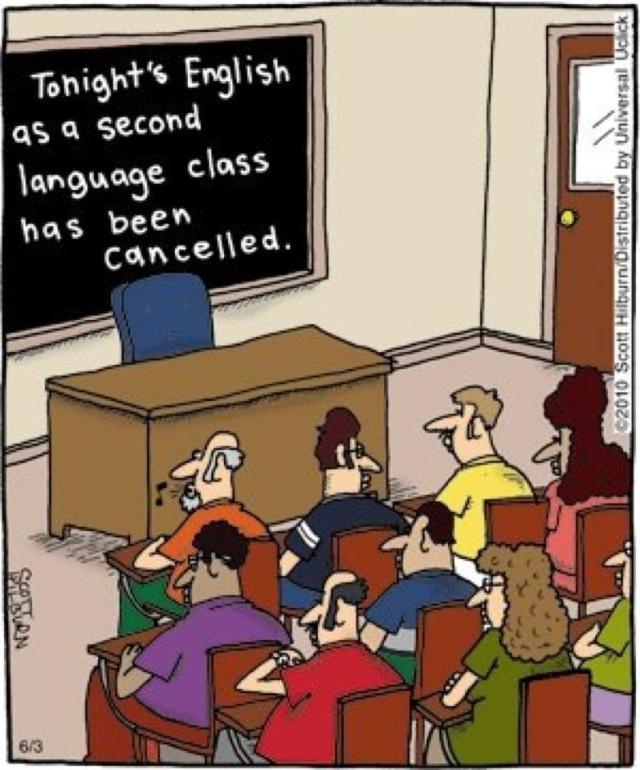 The absent teacher