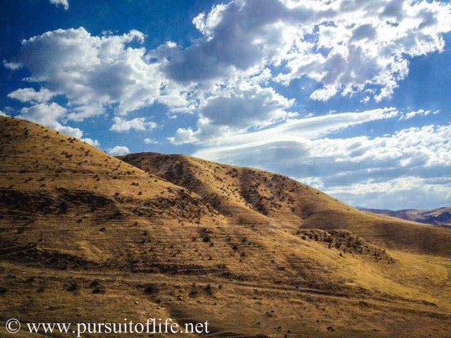 Tejon Pass, California