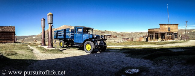 Bodie, A California ghost town