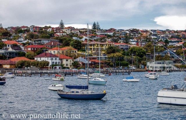 A Sydney shot