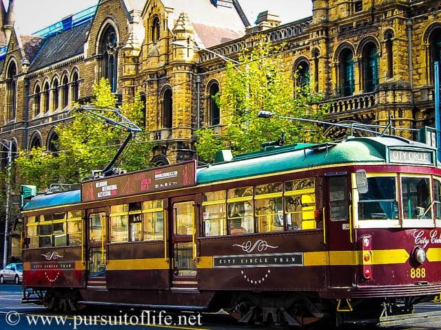 A Melbourne Streetcar