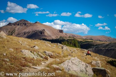 Cameron Pass to American Lakes, Colorado