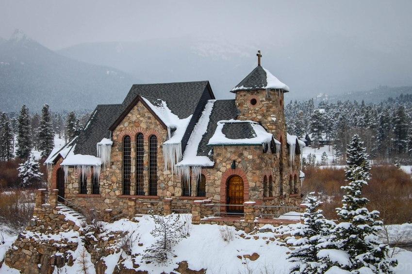 Chapel on the Rock, Allenspark, CO